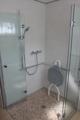 Begehbare Dusche(Behindertengerecht)