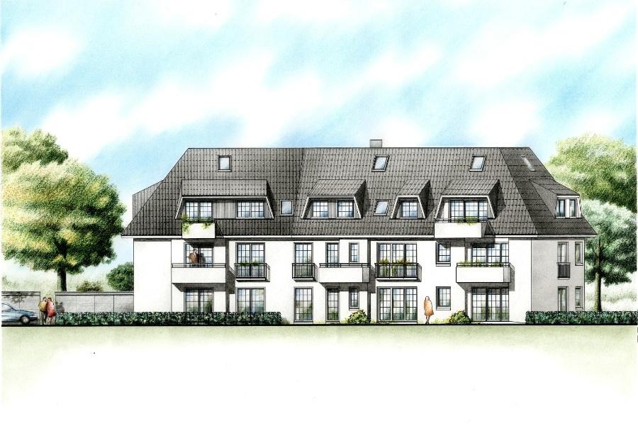 DG-Neubauwohnung! Anspruchsvolles Wohnen im Zentrum von Rotenburg!