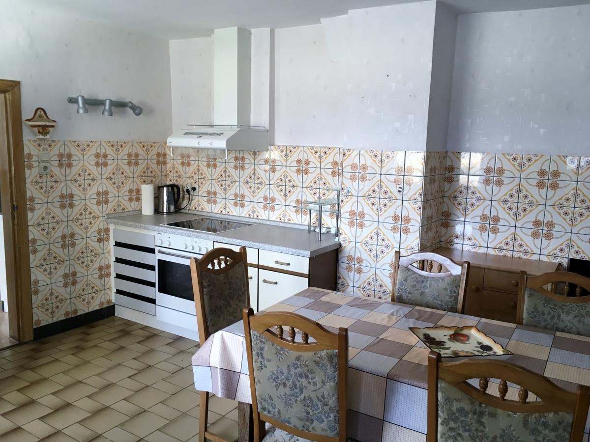 Küche Kochstelle