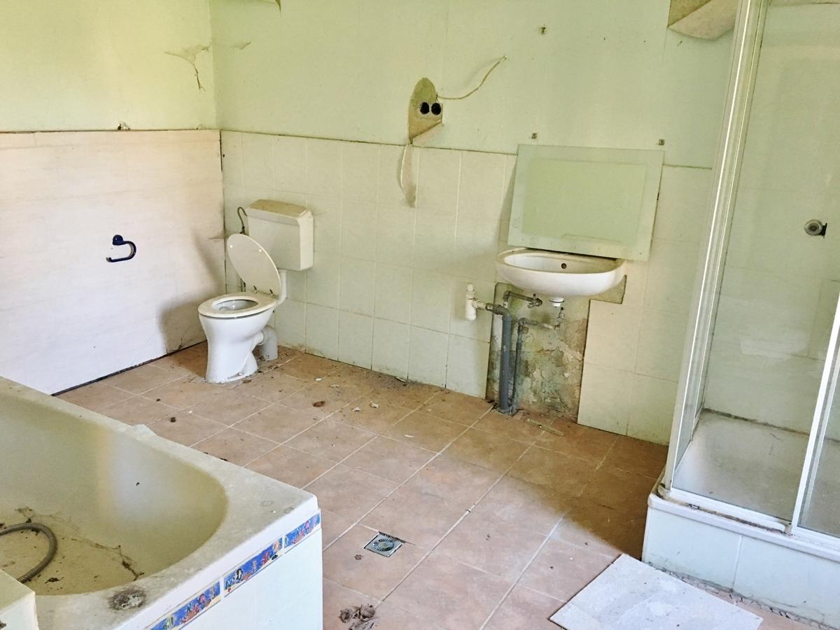 Bad im Wohnhaus