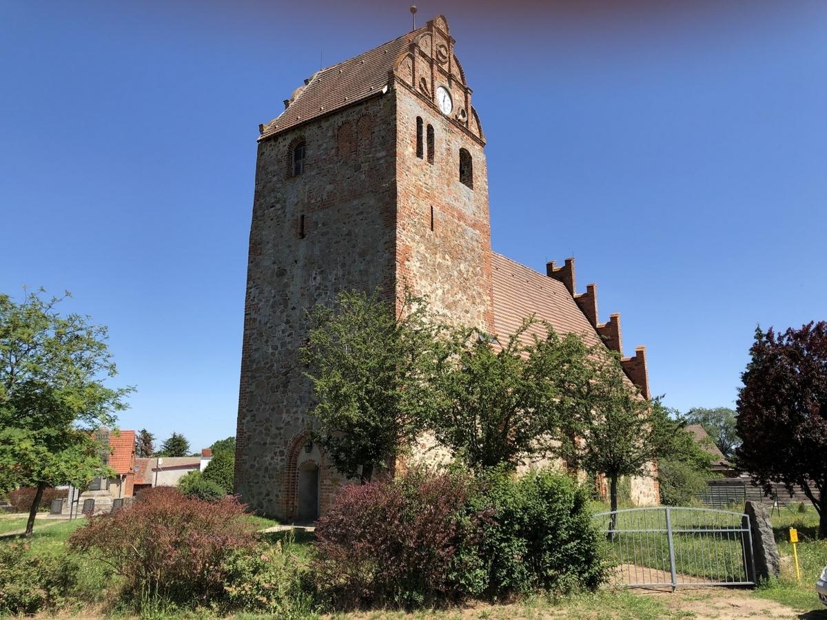Kirche Wulfersdorf