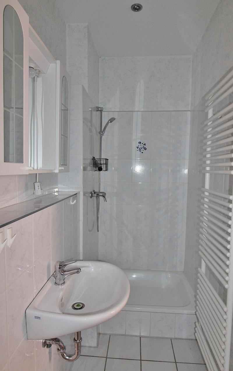 Duschbad...