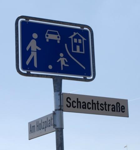 Spielstrasse Am Holzplatz