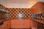 Küche mit antiker Wand-Bodenfliese Wandfliesenn