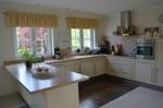 offener Küchenbereich