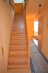Treppe zum Dchgeschoss