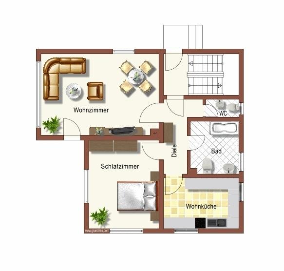 Wohnen im Erdgeschoss