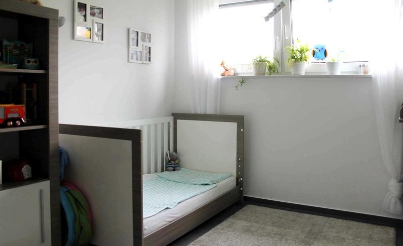 Ein süßes Zimmer für den Nachwuchs