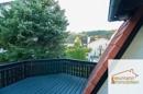 Balkon nach Hinten raus