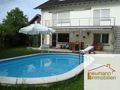 Sommerbild Pool