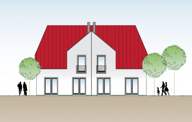 Doppelhaushälfte Parsberg