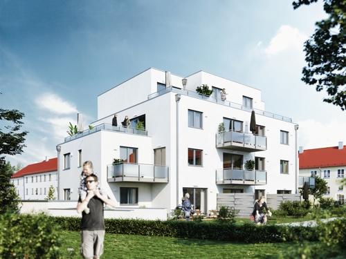 Neubau von 11 Wohnungen in Parsberg, Darshofener Strasse 34a