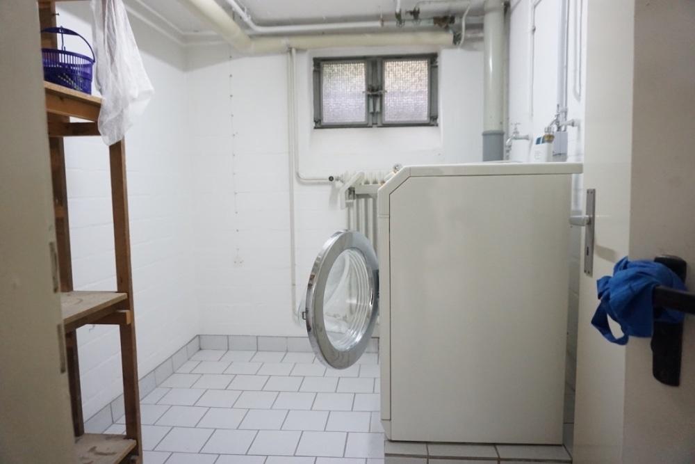 Waschmaschine Keller