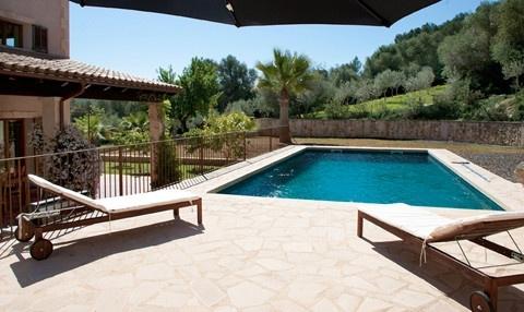 Terrasse/Pool