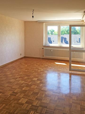 Beispiel Wohnraum WE 108