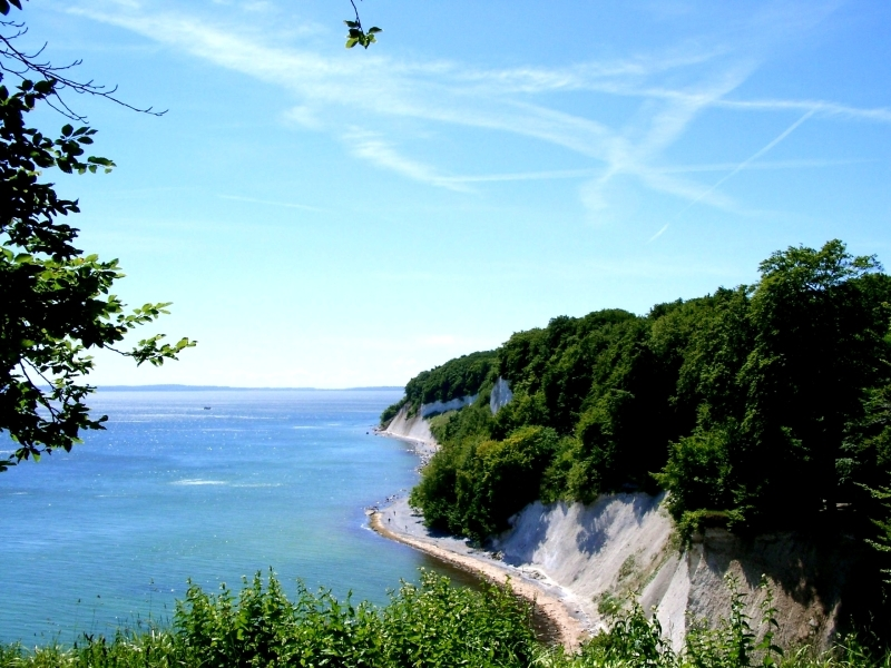 Rügen_Kreideküste