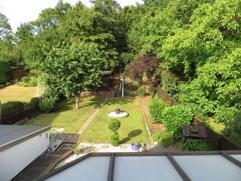 Garten, der Freude macht