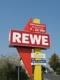 REWE-Lebensmitelmarkt.