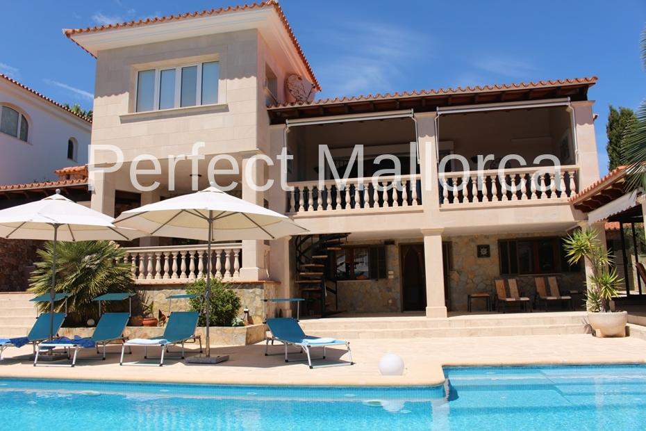 Ref:PM07301 Villa For Sale in Cala Murada