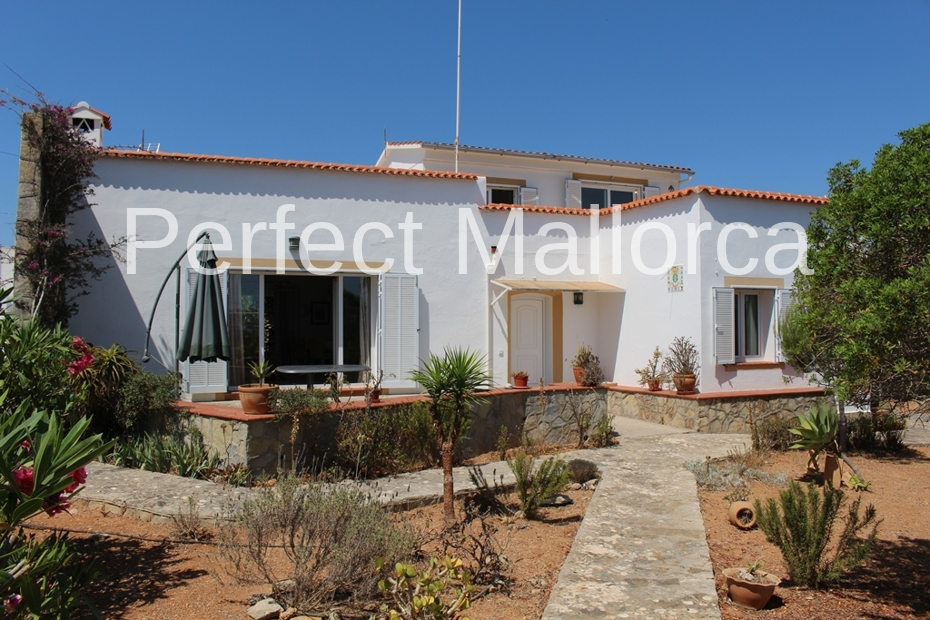 Ref:PM07307 Villa For Sale in Cala Murada