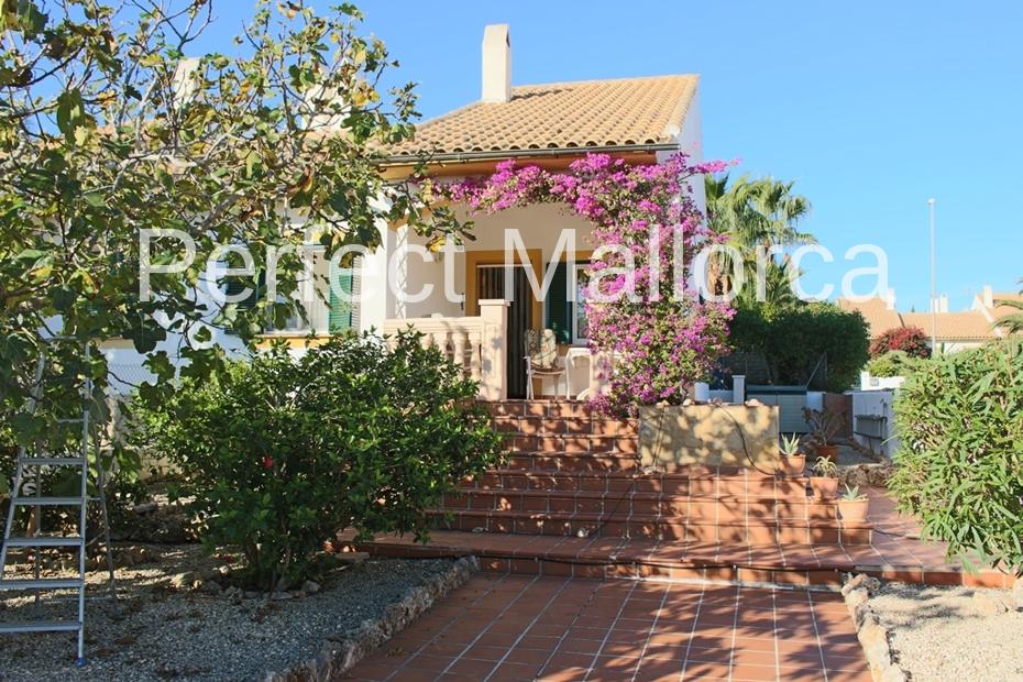 Ref:PM07325 terraced house For Sale in Cala Murada