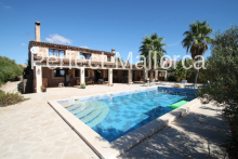PM07107 Finca mit Pool Porto Colom 1
