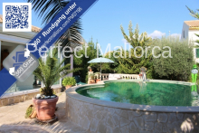 PM07195 Haus mit Pool und Gaestebereich Cala Murada  1 3D