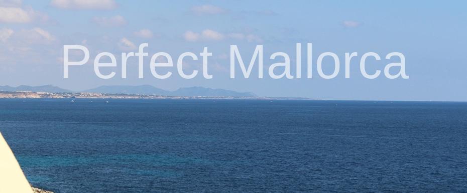 PM07210 - Einzelhaus erste Meereslinie Cala Murada 21 Panorama