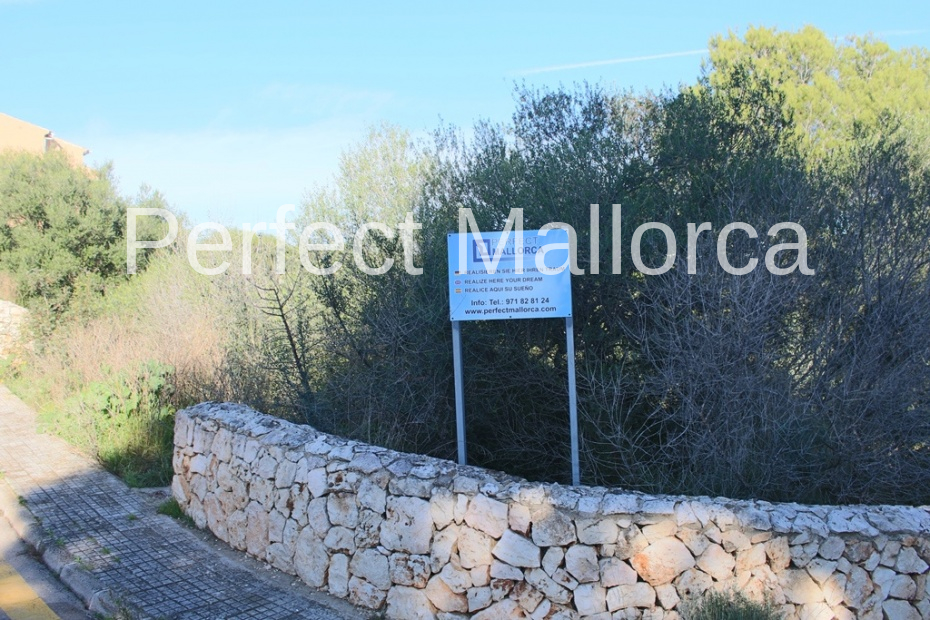 Ref:PM07222 Land For Sale in Cala Murada