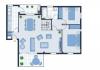 PM07230 Plan Wohnung