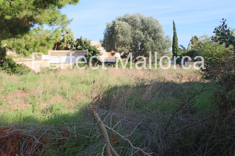 Ref:PM07234 Land For Sale in Cala Mandia