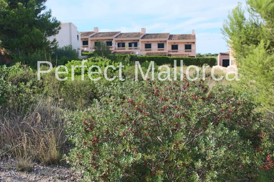 Ref:PM07236 Land For Sale in Cala Mandia