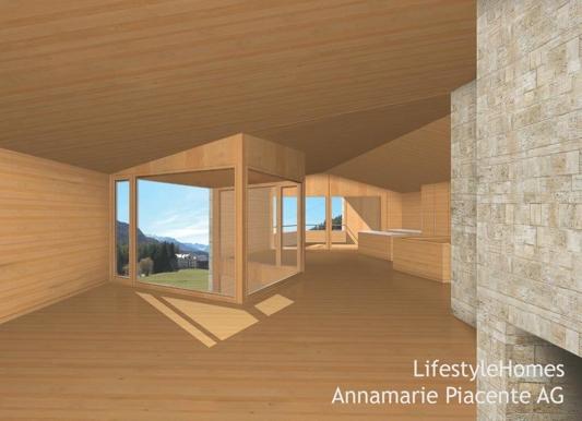 Bild 1/2: House D St. Moritz