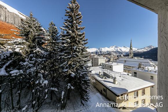 Bild 1/15: Aussicht St. Moritz