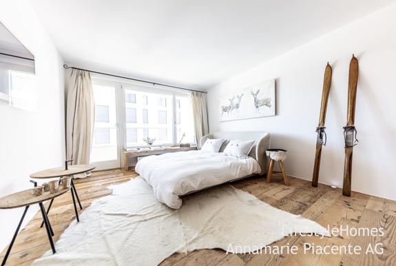 Bild 1/14: living room St. Moritz