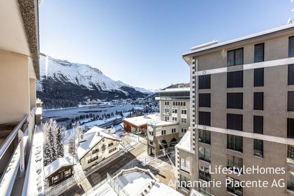 Bild 1/14: Seesicht St. Moritz