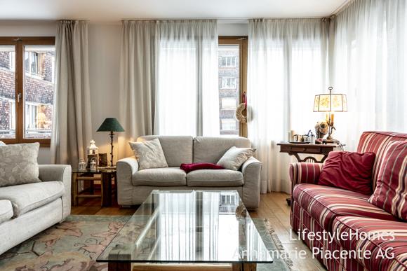 Bild 3/24: living room St. Moritz