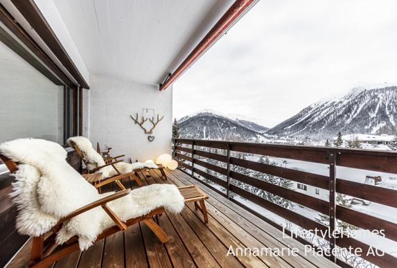Bild 1/32: Balkon Davos