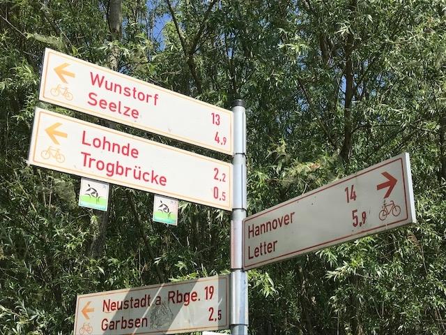 Radwegenetz