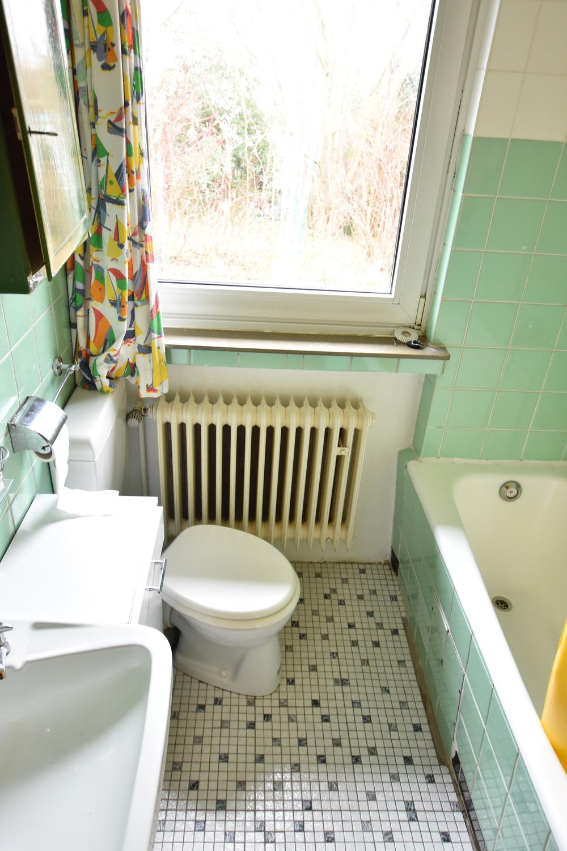 Badezimmer Hinterhaus
