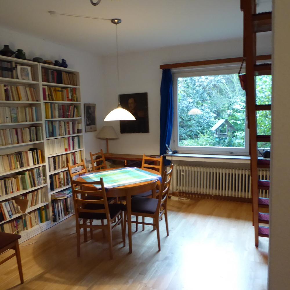Wohnzimmer Hinterhaus