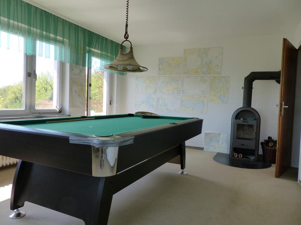 Hobbyraum/Schlafzimmer
