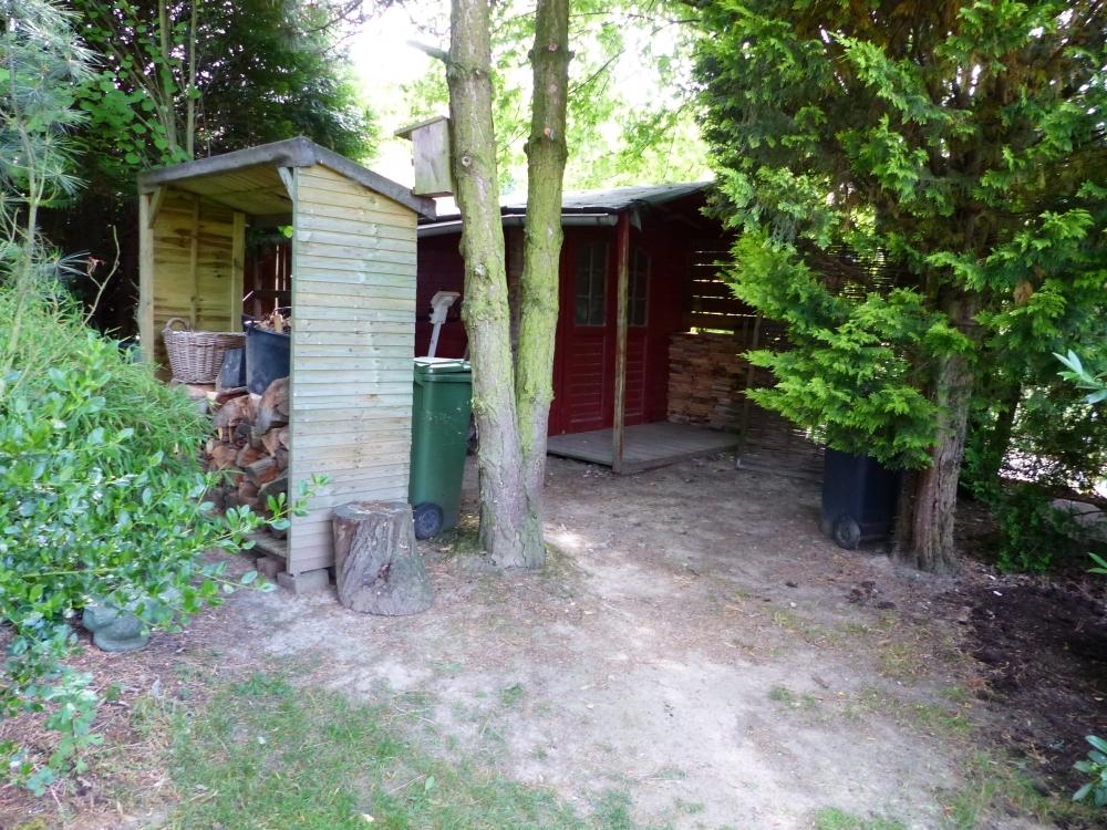 Holz/Gartenhaus