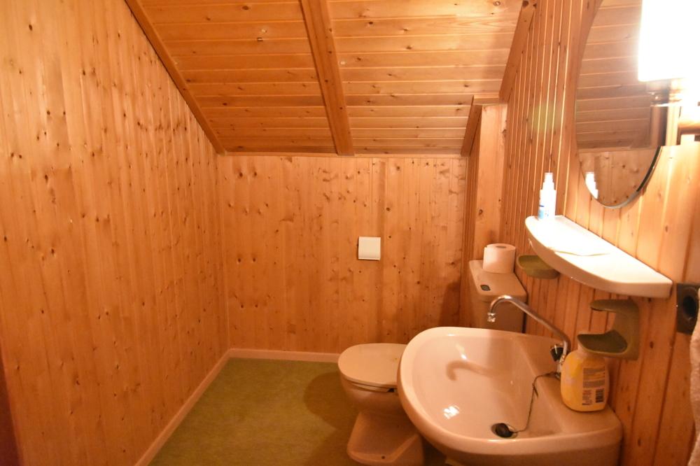 WC im OG