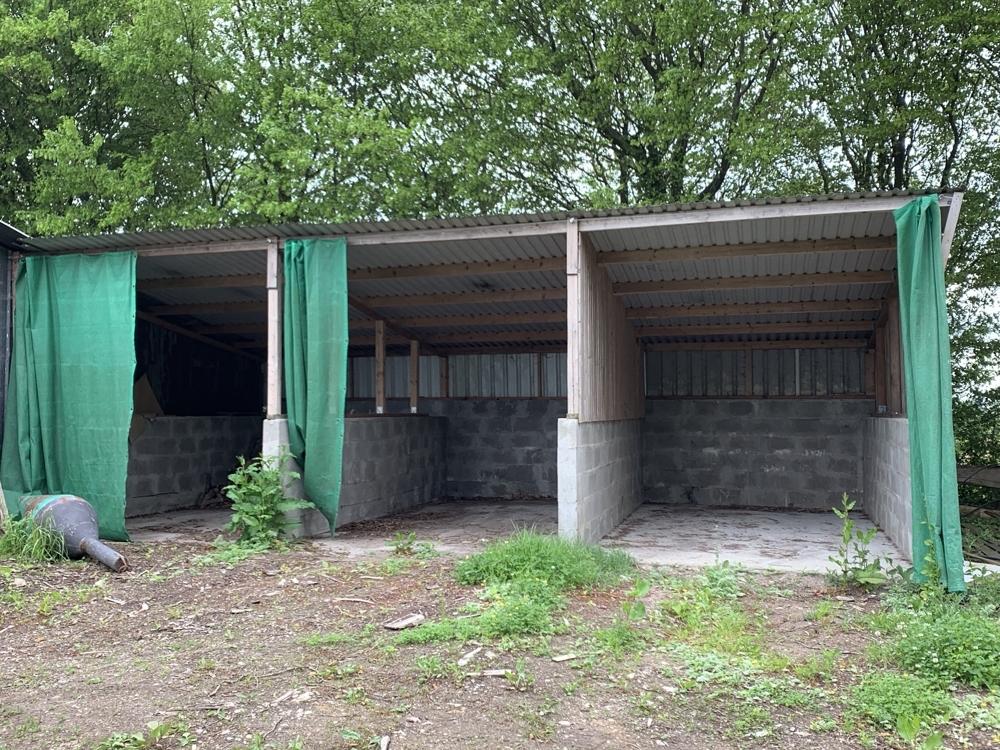Zusätzliche Garagen