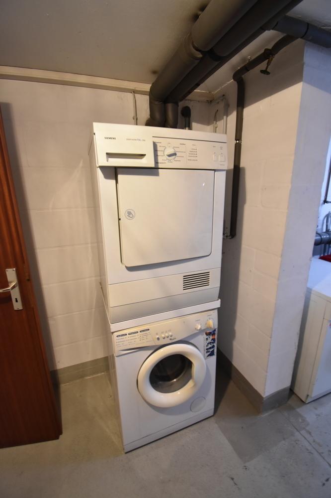 Waschmaschiene und Trockner