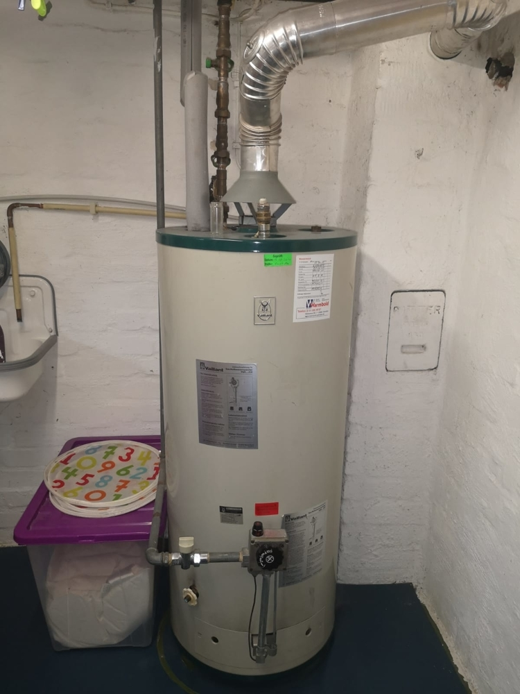 Warmwasseraufbereitung