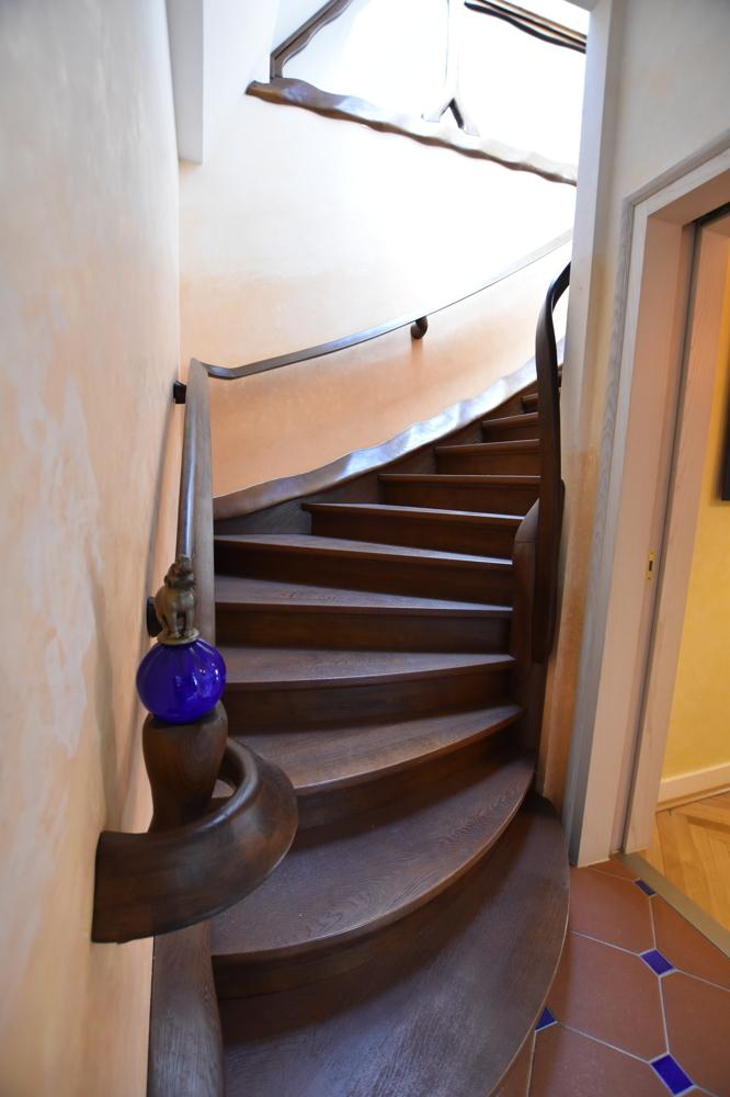 Treppenaufgang Dachgeschoss