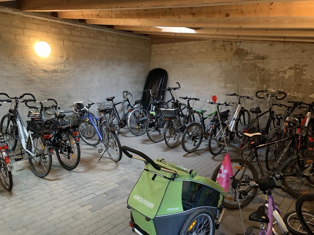 Fahrradstellplatz