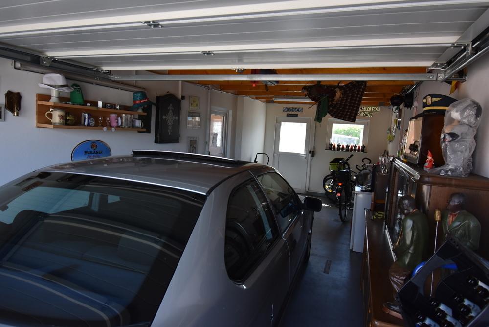 9m Garage